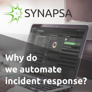 synapsa-incident-response-automation